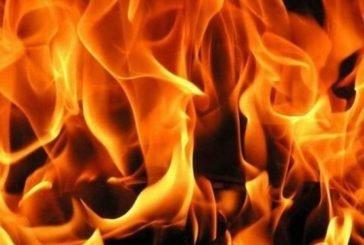 Що спричинило пожежу у магазині в Зборові?