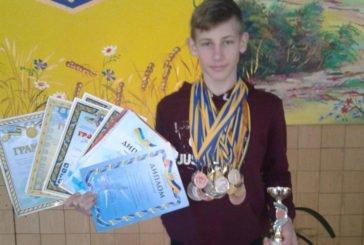 Юний біатлоніст із Шумщини здобув 22 медалі (ФОТО)