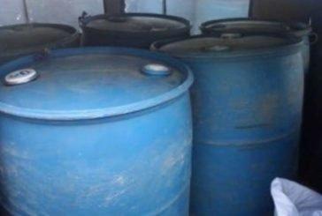 На Тернопільщині конфіскували 14 тонн спирту, вартістю у 5,2 млн грн