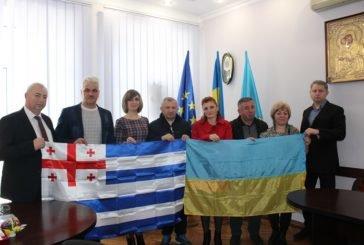 Кременецькі старшокласники зможуть стажуватися в грузинському місті Кеда (ФОТО)