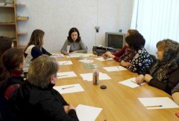 Жінкам Гусятинщини розповіли про патронат над дитиною (ФОТО)