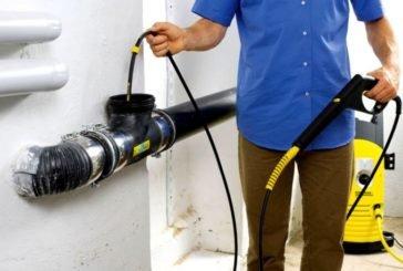 Прочистка каналізації – підходящі методи