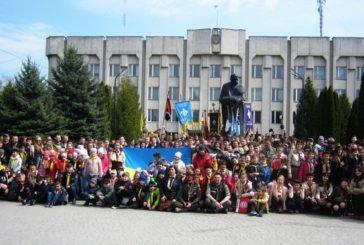 Шумщина зібрала понад 600 пластунів (ФОТО)