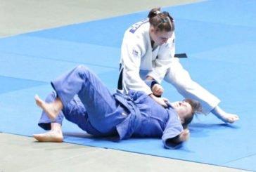 Тернопільська дзюдоїстка змагалась на чемпіонаті України