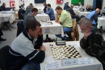 Команда Тернопільского «Інваспорту» виступила на чемпіонаті України з шашок-100 у Луцьку серед спортсменів з порушеннями слуху