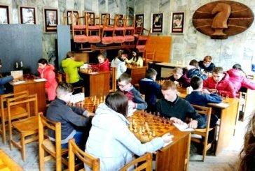 Відкриті обласні змагання серед школярів з шахів «Біла тура-2019» зібрали в  Тернополі найкращих юних шахістів