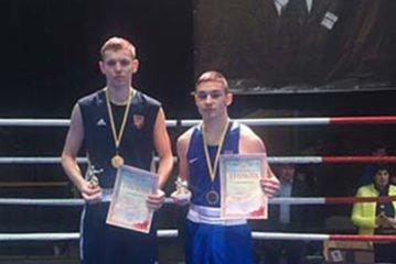 У боксерів з Тернополя – два «золота» і «срібло» у Рівному