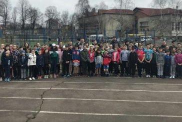 Юні зборівські легкоатлети привезли з «Прикарпатської весни» золото, два срібла і бронзу