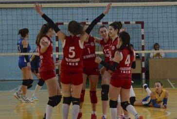 """""""Галичанка"""" здобула три перемоги під час домашнього етапу Суперліги"""