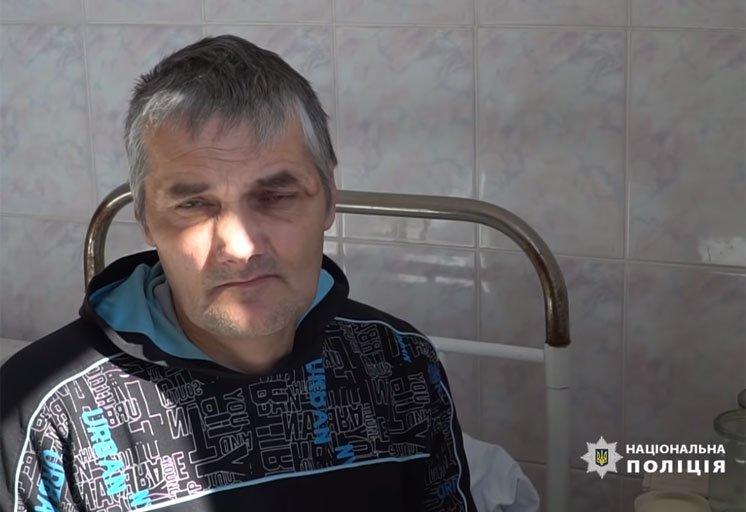 Спільними зусиллями поліції та громадськості Тернопільщини: чоловік, який втратив пам'ять, виявився родом з Житомирщини