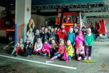 Тернопільські гімназисти відвідали пожежно-технічну виставку (ФОТОРЕПОРТАЖ)