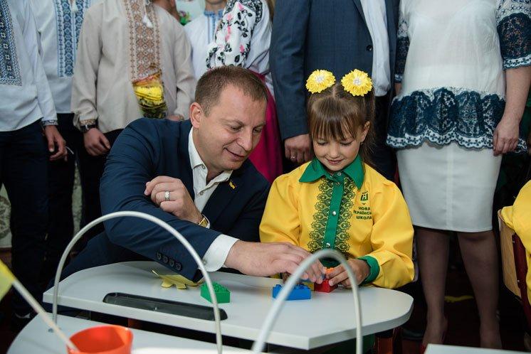 За останні чотири роки на Тернопільщині – перезавантаження системи освіти