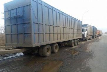 На Тернопільщині підприємство сплатило майже 50 тис грн за псування доріг великогабаритним транспортом