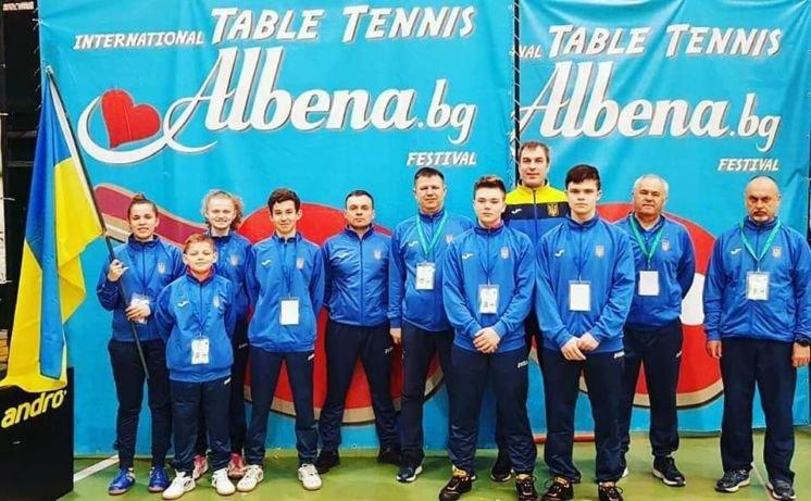 Представниця Тернопільського «Інваспорту» Роксолана Будник – чотириразова чемпіонка Європи з тенісу серед молоді (ФОТО)