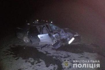 З'явилися фото моторошної аварії за участю поліцейського авто