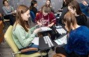 У ТНЕУ відбувся тренінг для учнів шкіл: «Мій особистий бюджет» (ФОТО)
