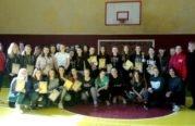 На Тернопільщині відбувся футбольний турнір серед дівчат