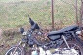 Крадія моторолера збаразькі поліцейські затримали гарячими слідами