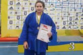 Тернополянка Тетяна Костенко здобула перше місце на Всеукраїнському турнірі з дзюдо у Луцьку