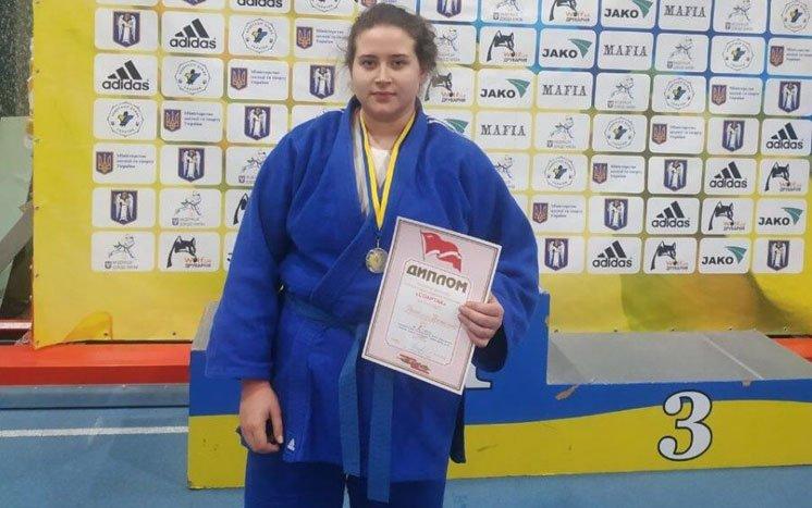 Тернополянка Тетяна Костенко на молодіжному чемпіонаті світу із самбо посіла п'яте місце