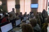 Отримавши в центрі зайнятості ваучери на навчання, тернопільські медсестри освоюють інформаційні технології (ФОТО)