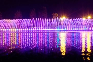 На Великдень у Тернополі можна буде милуватися водограями