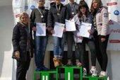 Тернопільські метальники здобули у Кам'янці-Подільському дев'ять медалей