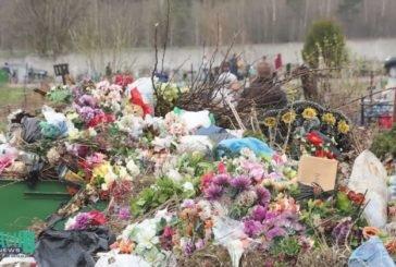 Священики закликають не нести на цвинтар штучні квіти