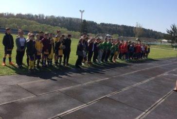 Свято дитячого спорту відбулось на Гусятинщині (ФОТО)