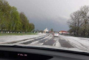 Негода на заході України: Тернопільську та Львівську області затопило. ВІДЕО + ФОТОрепортаж