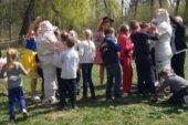 На Шумщині висадили дитячу алею мрій (ФОТО)