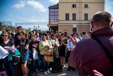 150 дітей із Донеччини святкували Великдень на Тернопільщині (ФОТО)