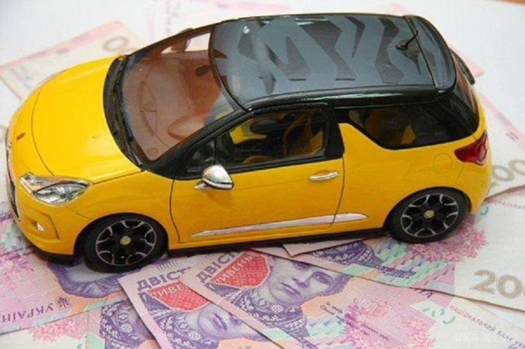 За елітні авто на Тернопільщині сплатили понад 2,8 млн грн