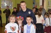 Тернопільські поліцейські приєдналися до акції «Христос Воскрес – Воскресне Україна» (ФОТО)