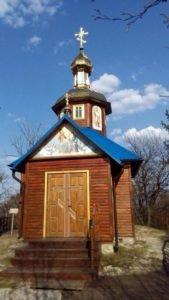 На Тернопільщині вандали осквернили храм Святої Трійці на Кременеччині