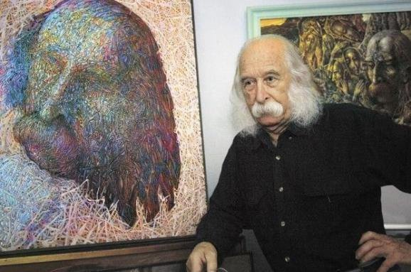 У США відбудеться виставка українського художника, уродженця Тернопільщини, Івана Марчука