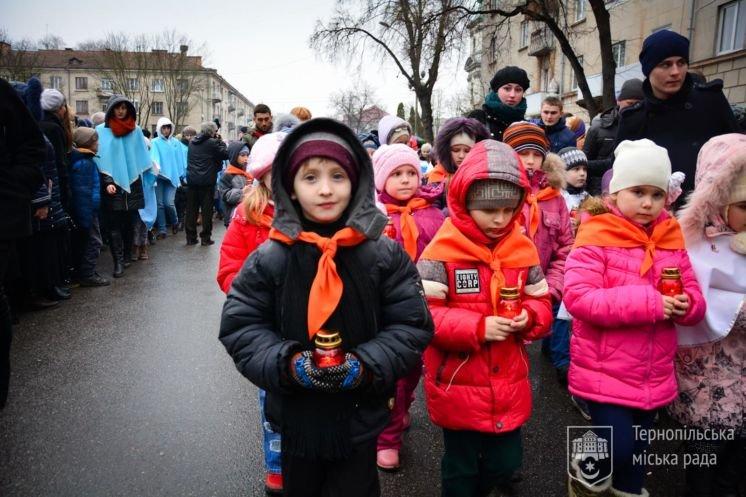 Вулицями Тернополя пройде Хресна хода