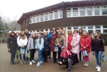 Старшокласники побували з дружнім візитом у місті-побратимі Кременця – німецькому Ільзенбургу (ФОТО)