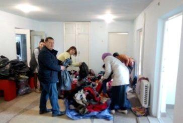 У Шумську встановили соціальний контейнер для дитячих речей (ФОТО)