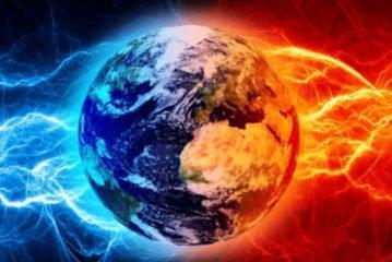 Потужні магнітні бурі в квітні: коли чекати?