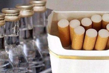 На Тернопільщині торговців алкоголем і цигарками оштрафували більше як на півмільйона гривень
