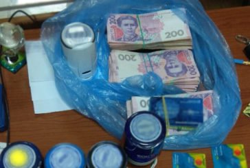 На Тернопільщині ліквідували «конвертаційний центр» з оборотом понад 100 млн грн (ФОТО)