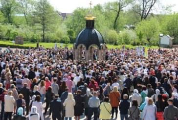 Матері пройшли пішки 54 кілометри до Зарваниці з молитвою за дітей і мир