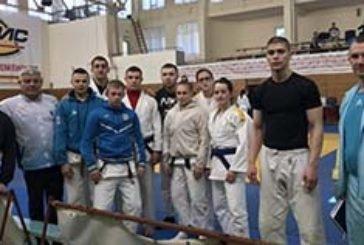 Чоловіча команда дзюдоїстів ТНЕУ – бронзові призери Всеукраїнської Літньої Універсіади