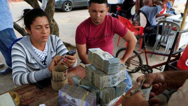 У Венесуелі вдвічі зросла «мінімалка» – до $8