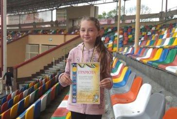 Юні легкоатлети зі Зборівщини показали гарні результати на обласних змаганнях (ФОТО)