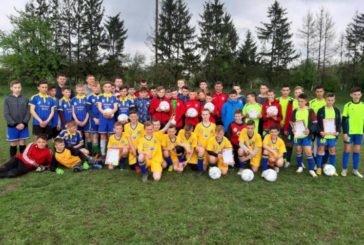 У фінальних іграх на призи клубу «Шкіряний м'яч» серед тринадцятирічних футболістів перемогли тернополяни