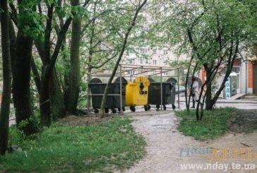 У Тернополі почали «фільтрувати» сміття. Дощем… Що не так у файному місті? (ФОТО)