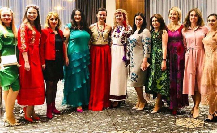 Раїса Обшарська з Чорткова разом із успішними жінками з 15 країн світу презентувала Україну на міжнародному форумі в Стамбулі (ФОТО)