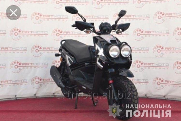Поліцейські просять допомогти знайти мотоцикл, викрадений у тернополянина (ФОТО)